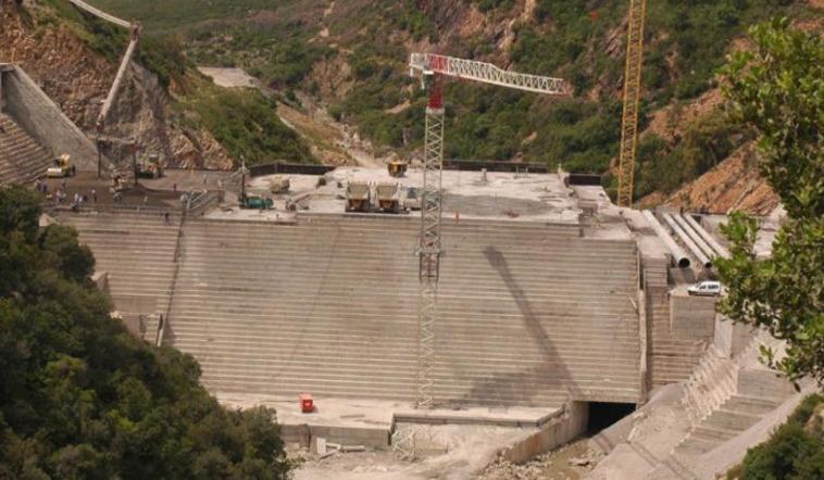 Moula Dam