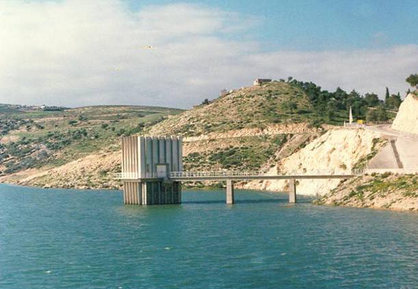 Joumine Dam