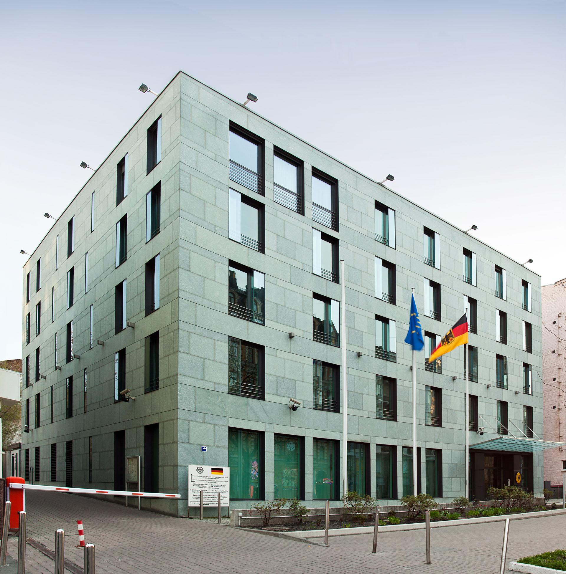 German Embassy in Kyiv