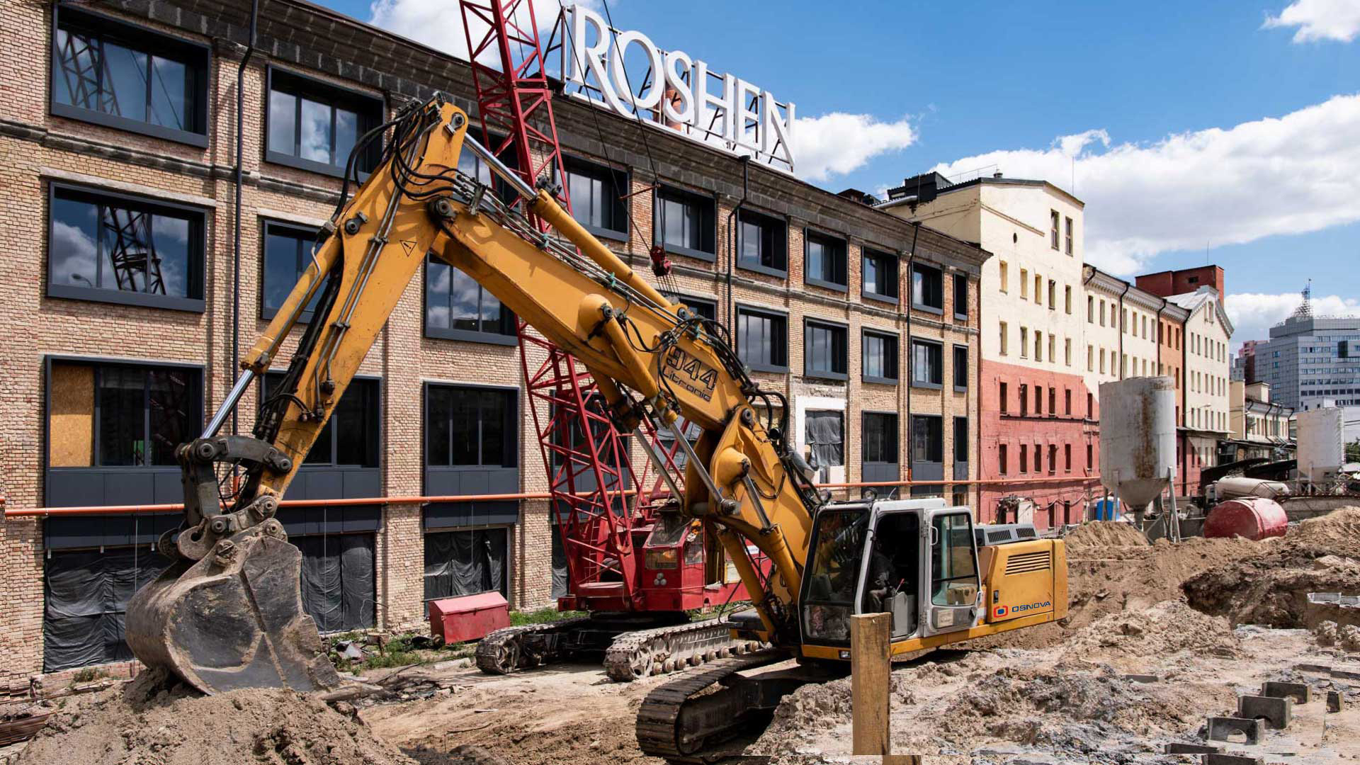 Roshen, Kyiv confectionery factory