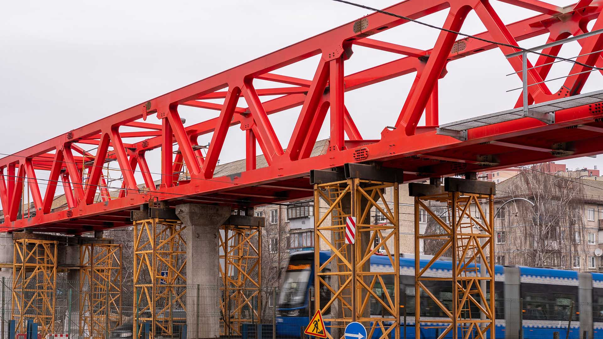 Bridges and transport solutions